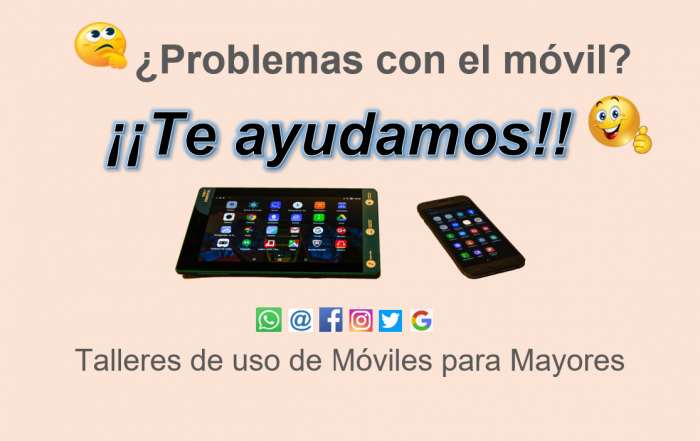Talleres Moviles Mayores